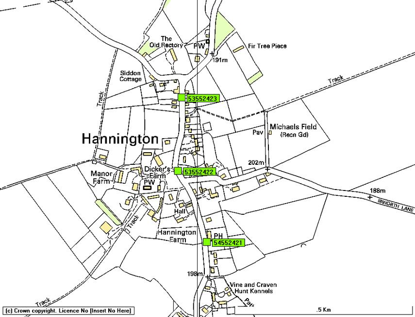 Parish Council - HANNINGTON PARISH NEWS